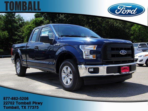 new 2017 ford f 150 xl extended cab pickup in tomball ke35750 tomball ford. Black Bedroom Furniture Sets. Home Design Ideas